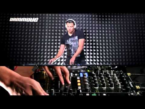 Dammove Sessions - Joe Parra (House / Jalisco)
