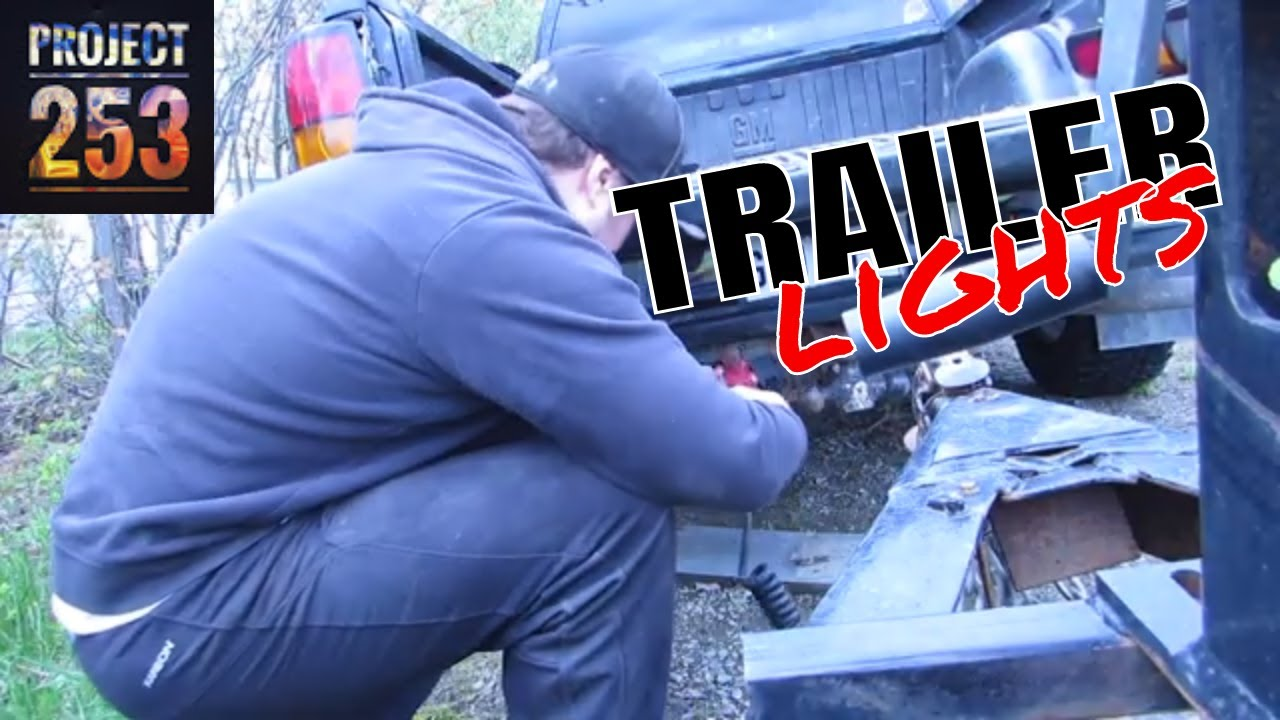 GMC Sierra 2005   Tow Rig   Trailer Lights Issue   wiring ...