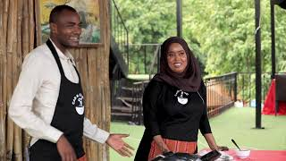 Grilled Chicken . Digag la grill gareyey special guest Xassan Top @Durdur Media Group