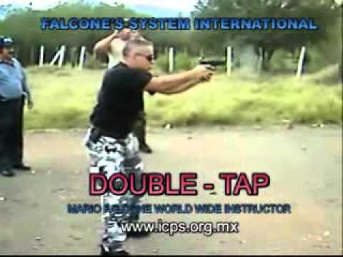 SHOOTING DOUBLE TAP FALCONE'S SYSTEM INTERNATIONAL A