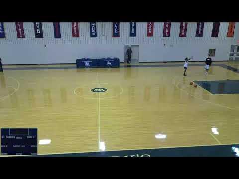 St. Mark's vs. Tabor Academy High Varsity Mens' Basketball