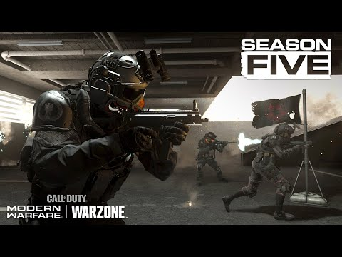 Call of Duty®: Modern Warfare® & Warzone® - Shadow Company Trailer