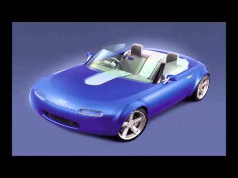 2003 Mazda Ibuki Concept - YouTube