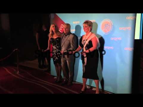 Bucks Fizz at the Arqiva Radio Awards at Westminster Brid...