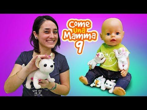Video con i giocattoli. Come una mamma nuovi episodi. Giochi per bambini