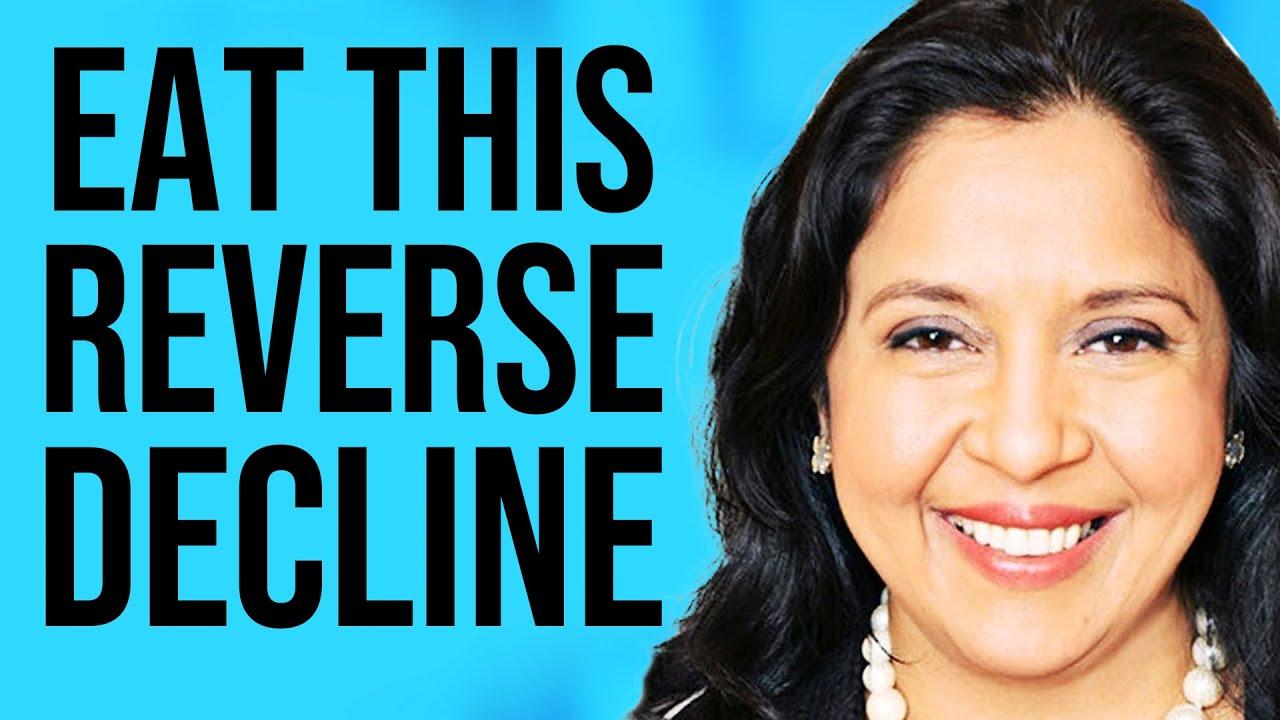 Harvard Nutritional Psychiatrist Shares the Key Foods for Incredible Mental Health | Dr. Uma Naidoo