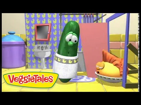 VeggieTales: The Hairbrush Song - Silly Song