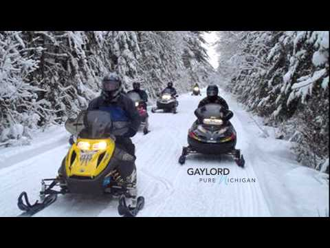 Winter in Gaylord | Pure Michigan