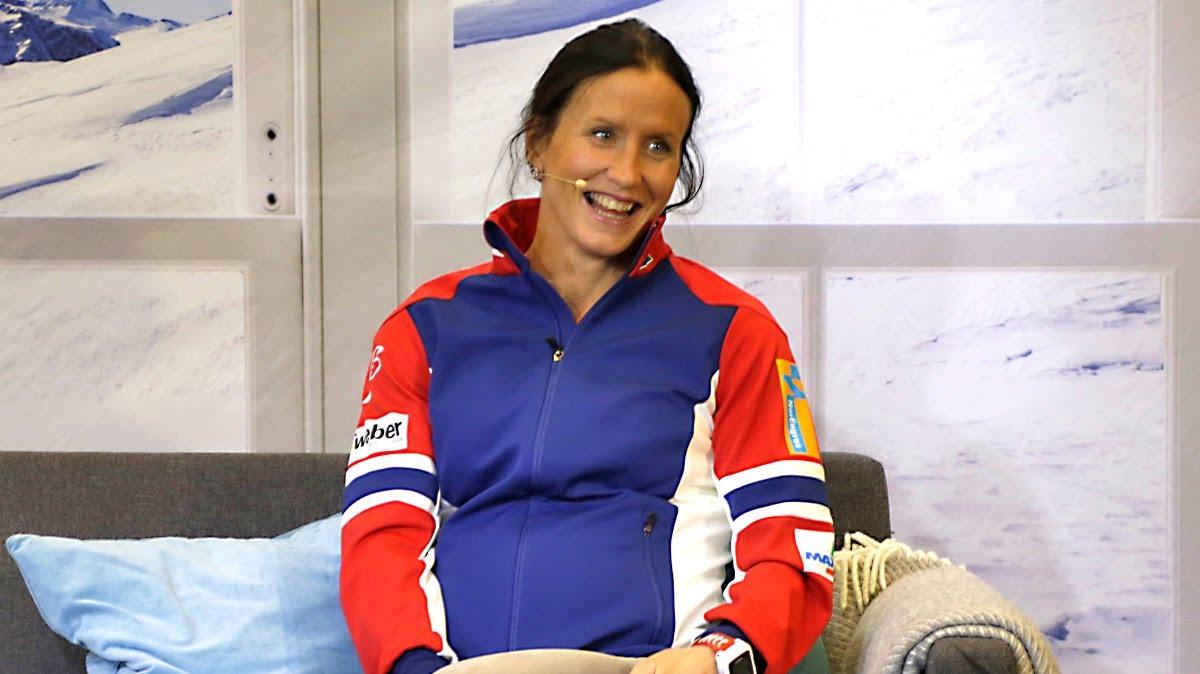 Marit Bjørgen På Norges Skiforbunds Kickoff Youtube