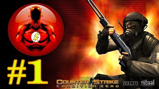 видео Counter-Strike: Condition Zero: Прохождение