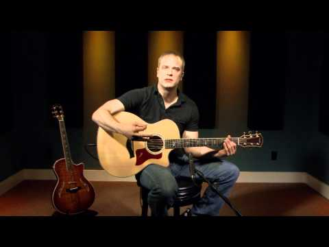 Celtic Style Strumming Pattern - Guitar Lessons from Taylor Guitars