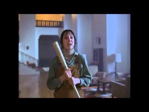 The Shining - Bat Scene (1080 HD)