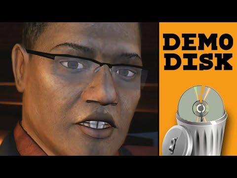 SEE MEN SOLVE CRIME - Demo Disk Gameplay