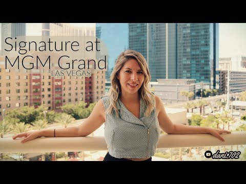 Signature At MGM Grand | One Bedroom Suite | MGM Lazy River