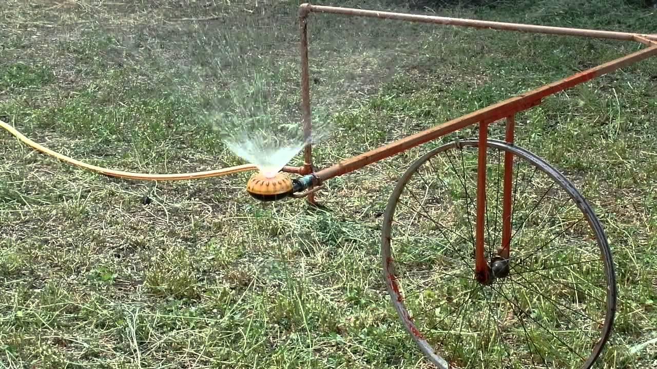 Как сделать поливалку для огорода своими руками фото 470