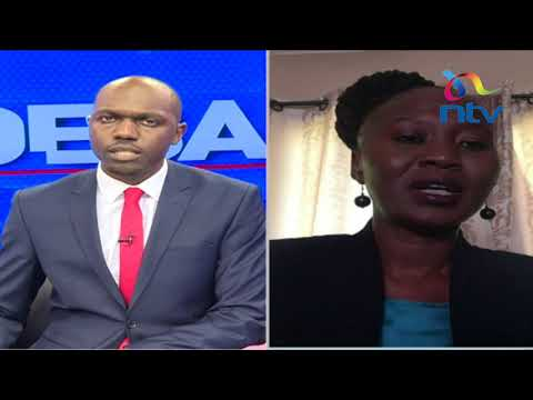 Former IEBC commissioner Roselyn Akombe speaks about her exit
