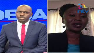 Roselyn Akombe explains her shock resignation from IEBC and what next