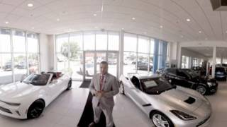 Open Road Chevrolet Showroom 360