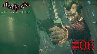 BATMAN ARKHAM KNIGHT #06 - Hast du mich Vermisst ★ HD+ / 60fps ★ ( German / Deutsch ) [ PS4 ]