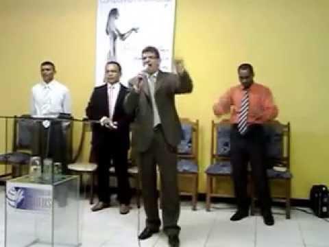 PR. Mario Luiz   Pregação Campanha De Libertação Parte 2