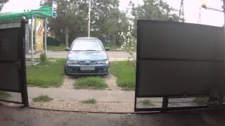 видео автоматика для ворот астана