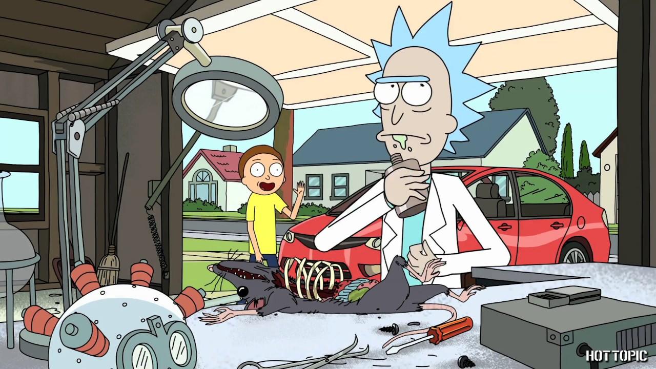 Interview: Rick And Morty Creators Dan Harmon U0026 Justin Roiland   YouTube
