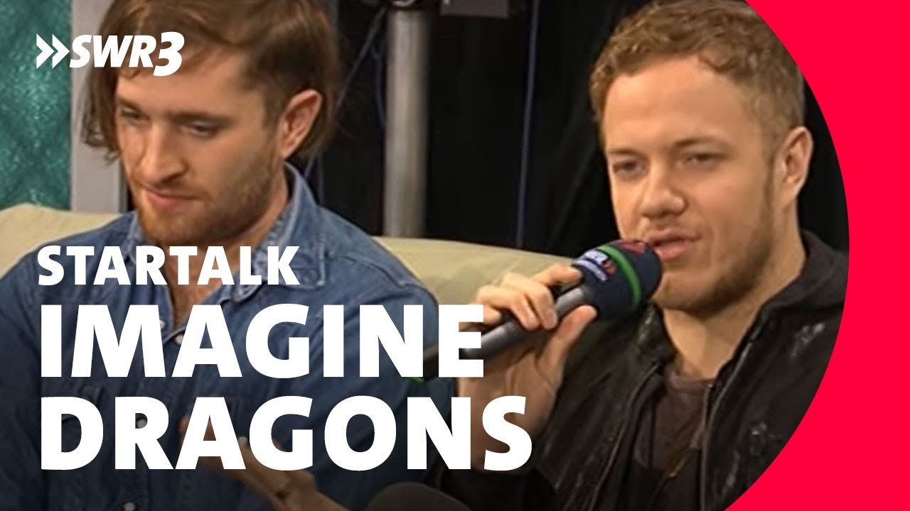 Imagine Dragons im Star-Talk | SWR3 New Pop Festival