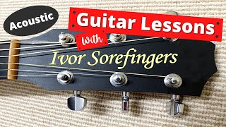 They're Hanging Me Tonight - Marty Robbins - Guitar Lesson