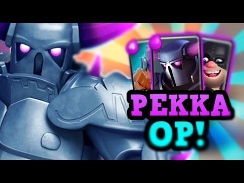NEW Control Deck :: Hard Counter EVERYTHING in Clash Royale Meta