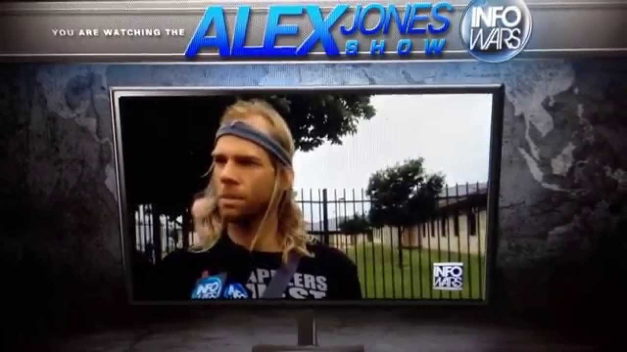 Alex jones interviews ryan muetzel live on infowars tv youtube