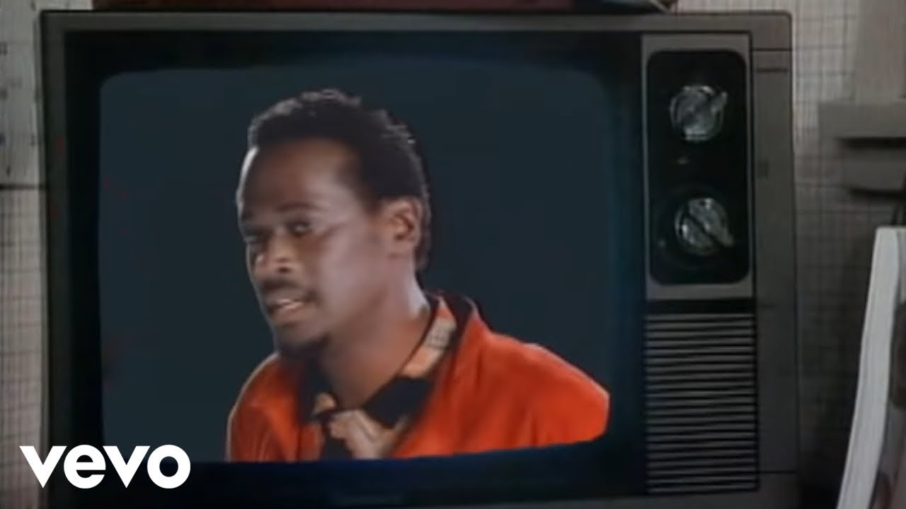 Luther Vandross - Give Me The Reason