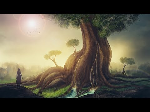 """Peaceful music, Relaxing music, Instrumental music """"The Legend of Trees"""" by Tim Janis"""