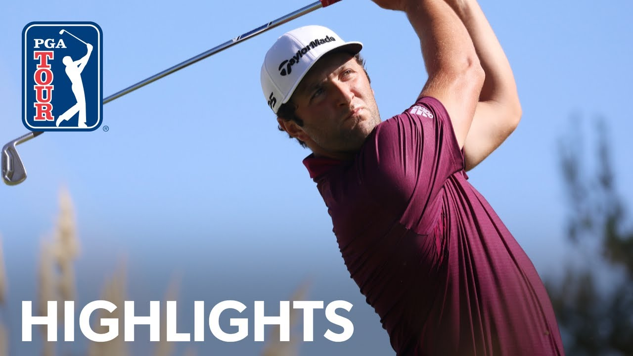 Jon Rahm shoots 5-under 67 | Round 1 | THE CJ CUP 2020