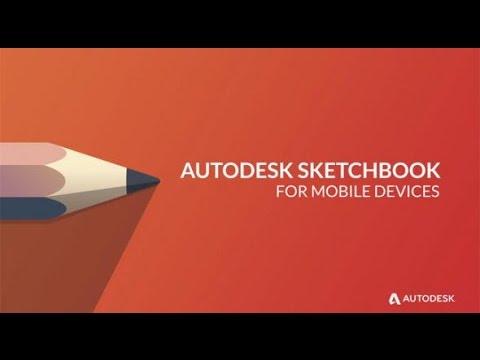 Как красиво рисовать? Autodesk SketchBook - лучшая рисовалка на андроид
