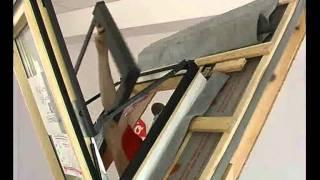 видео стоимость установки мансардного окна