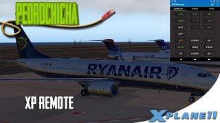[X Plane 11]  XP REMOTE  APLICACION PARA MANEJAR EL PILOTO AUTOMATICO DESDE EL MOVIL O TABLET