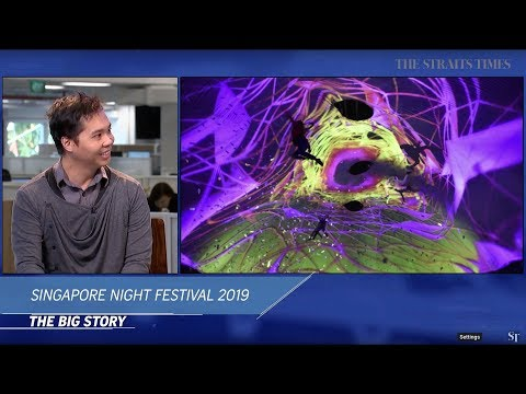 THE BIG STORY: Singapore Night Festival 2019 | The Straits Times (23/08/19)
