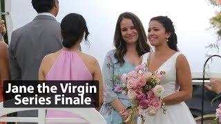 Jane the Virgin Series Finale, Spoilers & Emotional Cast Leaving
