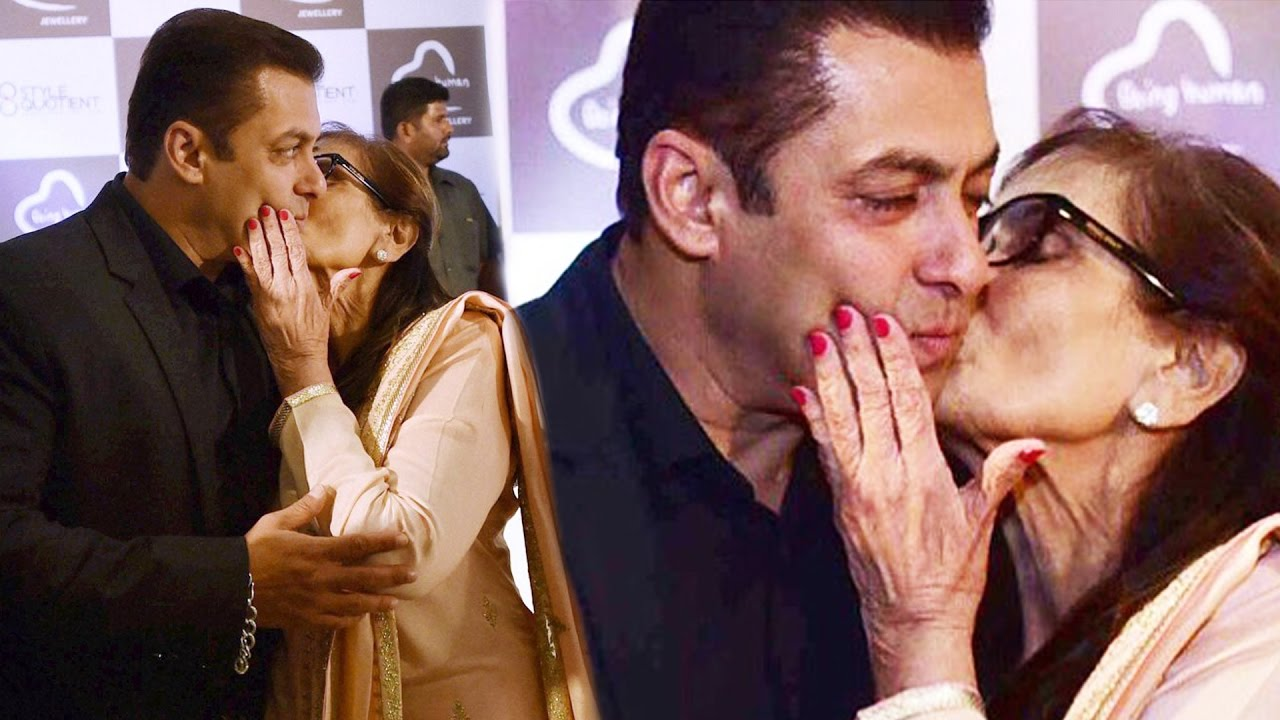 Image result for latest images of Meet the love of Salman Khan's life – his mother Salma Khan