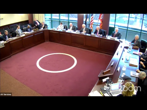 Board of Regents ~ Quarterly Meeting