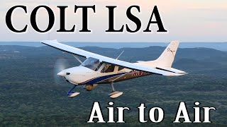 New LSA The COLT Air to Air Texas Aircraft