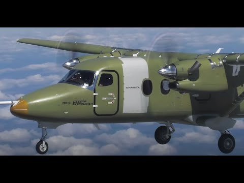 How we developed the Cessna SkyCourier