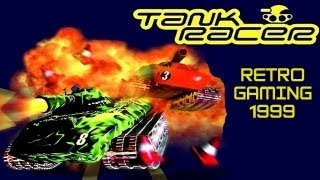 Tank Racer Gameplay & Review PC HD