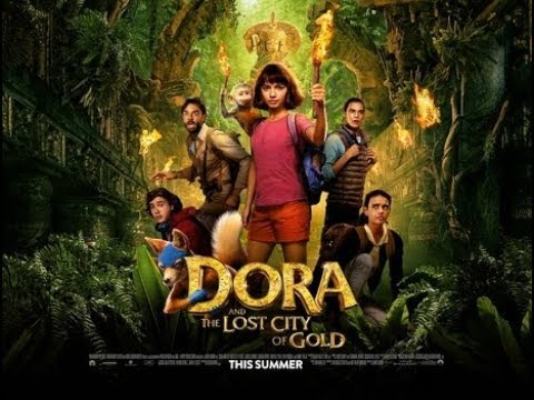 bradley's-quick-review:-dora-and-the-lost-city-of-gold