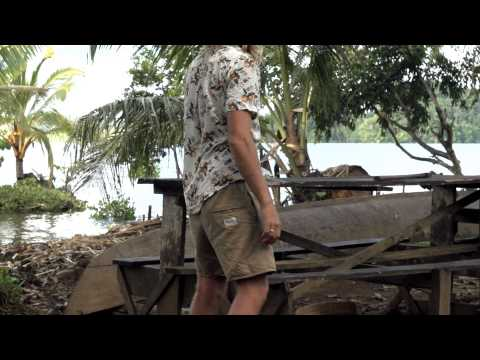 Surfing in the Solomon Islands - Vavaghio Surf House