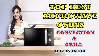 Top Best Microwave Ovens | Convection & Grill | Review | Buy in India [Hindi] 2019