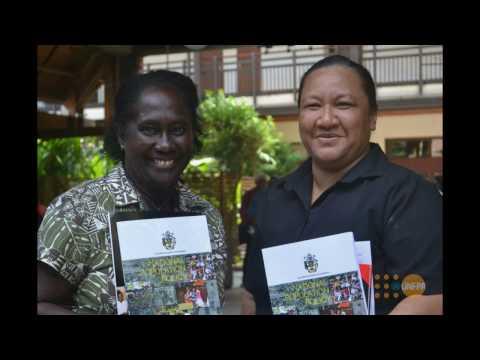 A Population Policy Launched, and the Solomon Islands Jadelle Story