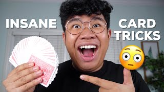 3 SIMPLE CARD TRICKS YOU CAN DO RIGHT NOW | SeanDoesMagic