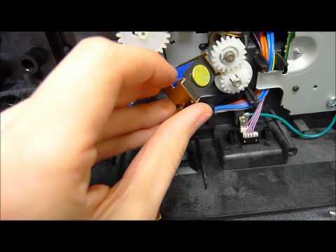 Laserjet 2300 Multi Page Duplex Jam: a Solenoid Fix