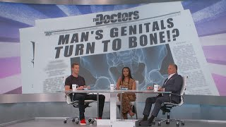 Patient's Manhood Turns to Bone after Injury?